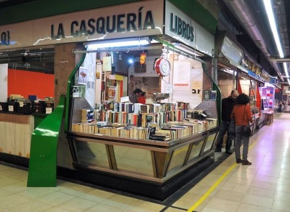 La Casquería libros al peso