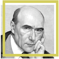 Retrato André Guidé