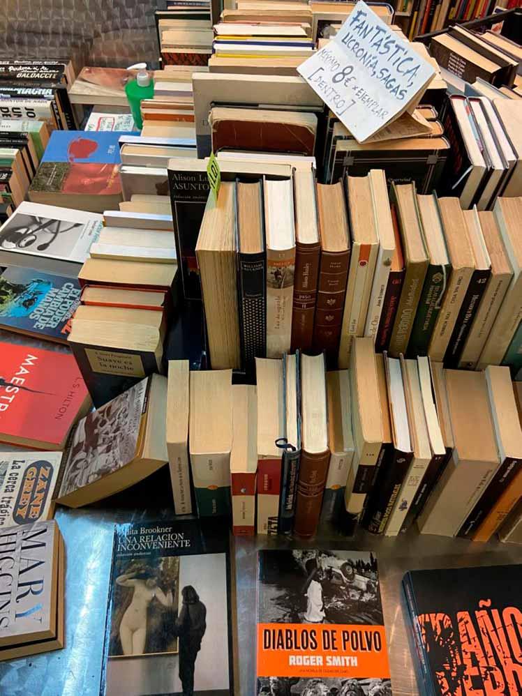 libros de la casqueria