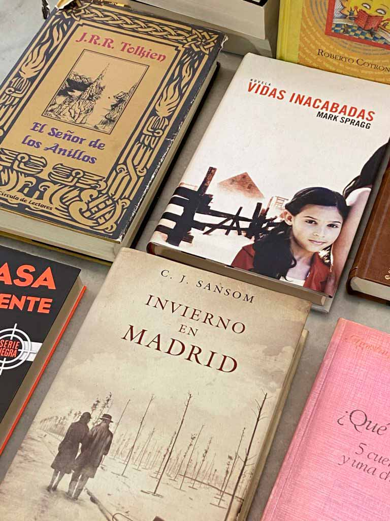libros la casqueria